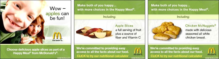 Fresh Happy Meal Choices for Parents